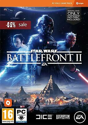 Star Wars Battlefront II 2 - Origin Key GLOBAL Region Free (PC & MAC)
