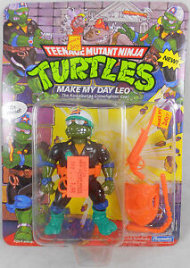 Playmates-Teenage-Mutant-Ninja-Turtles-TMNT-1991-Make-My-Day-Leo-Leonardo-Figure
