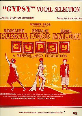 Popular, by decade - The Gypsy