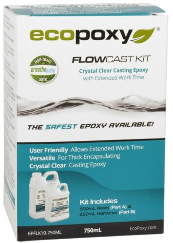 Ecopoxy FlowCast Kit 750ml