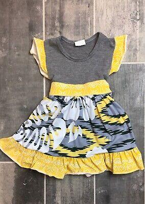 (EUC, LN!) Baby Girl Dress, 6-9 Months, ST Matilda Jane