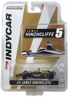 1:64 2018 Greenlight James Hinchcliffe #5 Schmidt Peterson Motor IndyCar Diecast