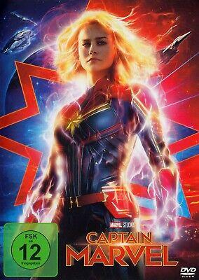 Captain Marvel (Film) NEU OVP mit Folie