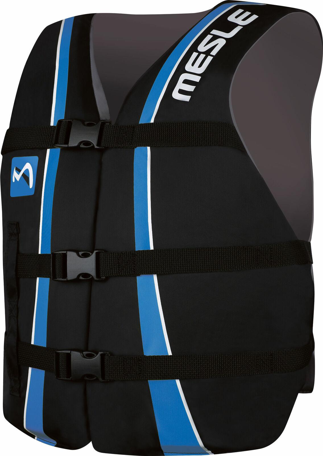 MESLE Universal Schwimm-Weste Sportsman Erwachsene, Wasser-Sport Wakeboard Ski