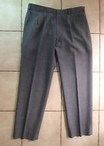 Mens Grey Trousers -  90cm waist Tailored in WA Greenwood Joondalup Area Preview