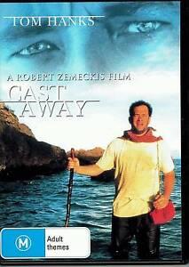 Brand New DVD Cast Away Caloundra West Caloundra Area Preview