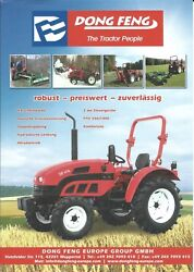 Dongfeng Df 254 Farm Tractor | Dongfeng Farm Tractors: Dongfeng Farm