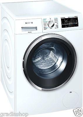 Waschtrockner SIEMENS WD15G490 iQ500, 1500 U/min. 8kg/5kg