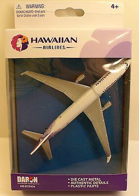 Daron Airplane Model Hawaiian Airlines Rlt2434