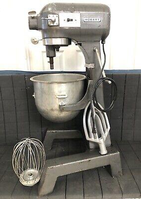 Hobart A-200 20 Quart Dough Bakery Mixer 3 Speed W 20 Qt Bowl