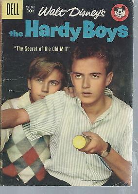 NB-081 - Walt Disney's The Hardy Boys # 830 Secret of the Old Mill Comic, Orig
