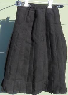 Black kilts for boys Hahndorf Mount Barker Area Preview