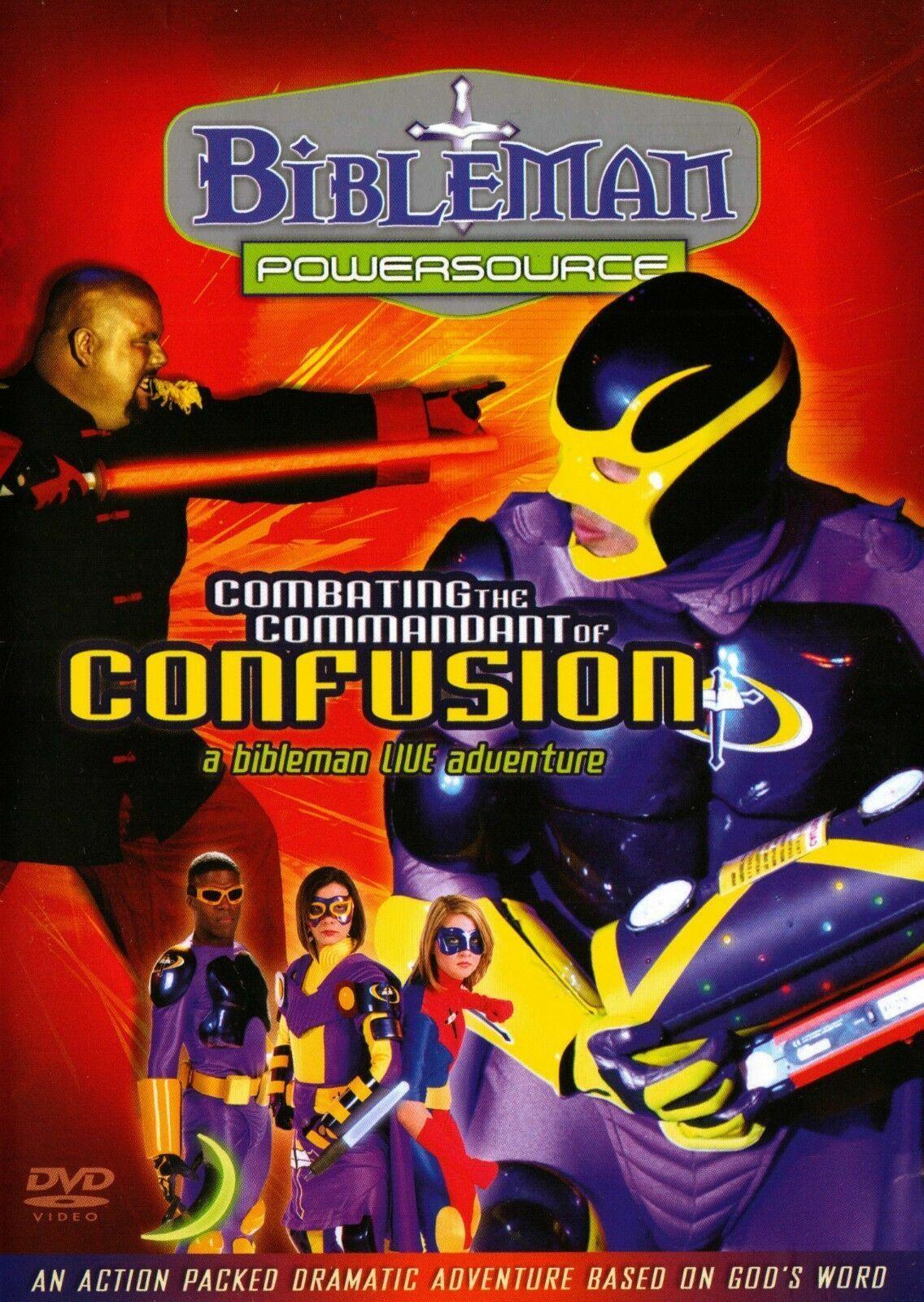 DOWNLOAD GRÁTIS BIBLEMAN DVD