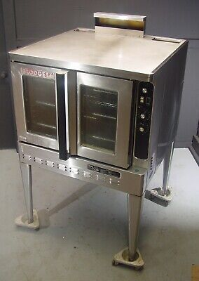Blodgett Dfg-100 Nat Gas Commercial Convection Oven Dual Flow - Single Deck