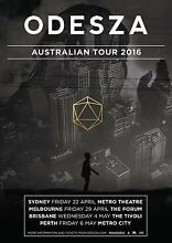 Odesza Aus Tour at Metro City Atwell Cockburn Area Preview
