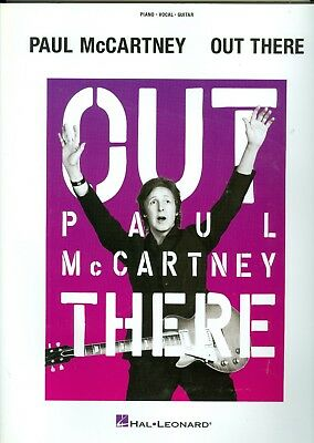 Paul McCartney Kisses on the Bottom Sheet Music Piano Vocal Guitar Son 000307707