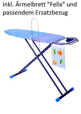 """Bügeltisch Set 120 x 38 cm """"802198"""" Bügelbrett höhenverstellbar Bügel Tisch Neu"""