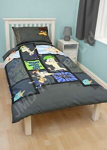 Childrens / Kids single duvet quilt cover bedding sets