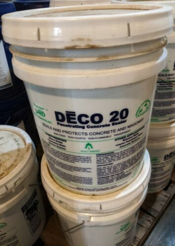 DECO 20 Clear Sealer DECO20CLEAR