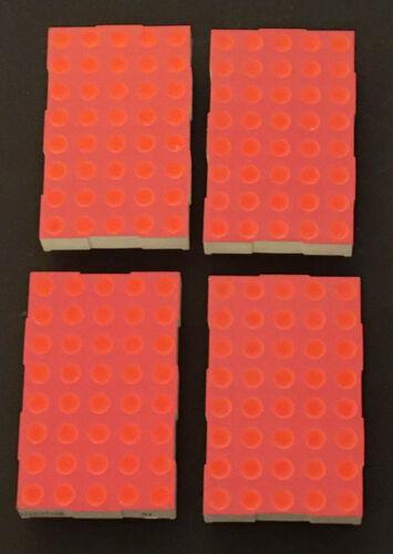 Lite-On LTP2158AHR 5x8 RED LED Dot Matrix Displays, Lot of 4 NOS