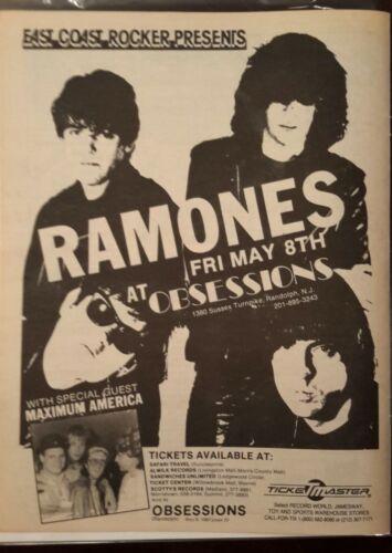 Rare Vintage Ramones (