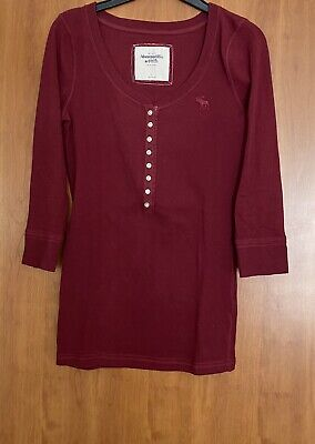 Abercrombie And Fitch Womens Top Size L