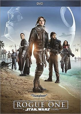 Rogue One: A Star Wars Story (DVD, 2017) NEW & SEALED, Ships SAME DAY!