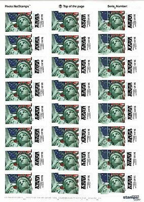 USPS $6.65 Priority Stamps Postage 24/sheet Face Value $159.60 Ships Priority!!!
