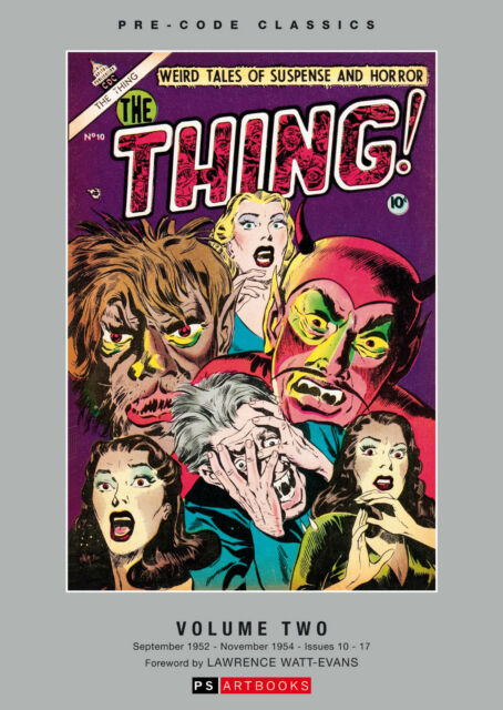 The Thing #2 Bookshop Edition