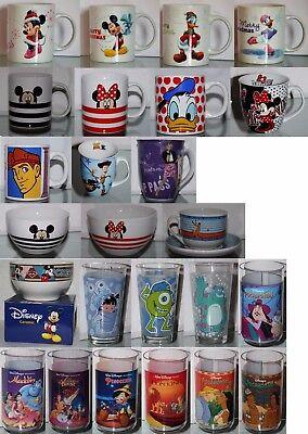 Disney Geschirr-Aussuchen: Tasse,Becher,Kaffeebecher,Schale, Müslischale,Glas...