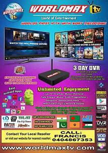 WorldMAX Quadcore Indian IPTV from  Authorised Blacktown Reseller Blacktown Blacktown Area Preview