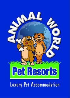 Animal World Pet Resorts Cornubia Logan Area Preview