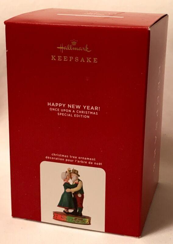 Hallmark Keepsake Once Upon A Christmas Happy New Year! 2020 NEW