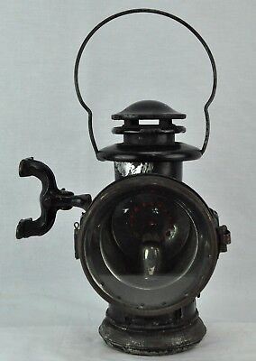 """Antique Cowl Lamp For an automobile 9"""" tall (BI#MK/180211)"""