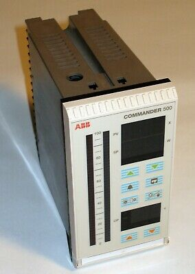 Abb Commander 505 C5050200std Commander 500 Advanced Process Range Controller