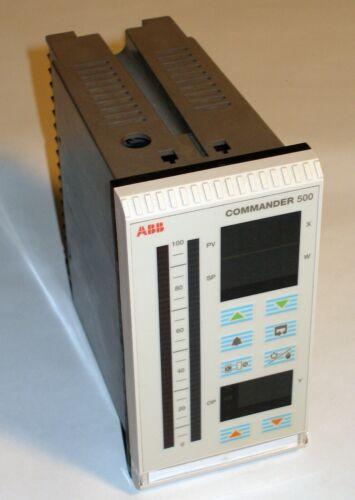 ABB Commander 505, C505/0200/STD Commander 500 Advanced Process Range Controller