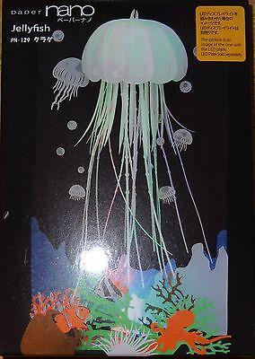 Jellyfish Paper Nano Kawada Laser Cut Paper Model PN129 ](Jellyfish Paper)