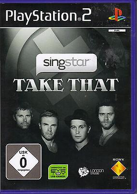 Singstar: Take That (playstation 2)
