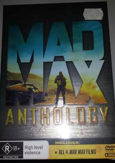 Mad Max Anthology Boxset. BRAND NEW! BARGAIN!