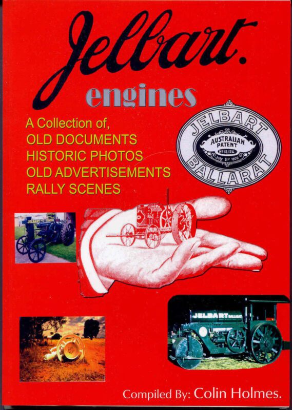 Jelbart Engines A Collection of Old Documents Historic Photos Old Advertisements