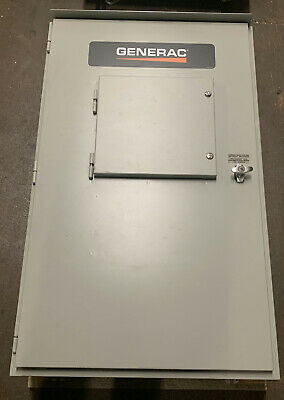 Generac Automatic 0049402 Transfer Switch Type Gts020w-2a2ldncy 120240 V