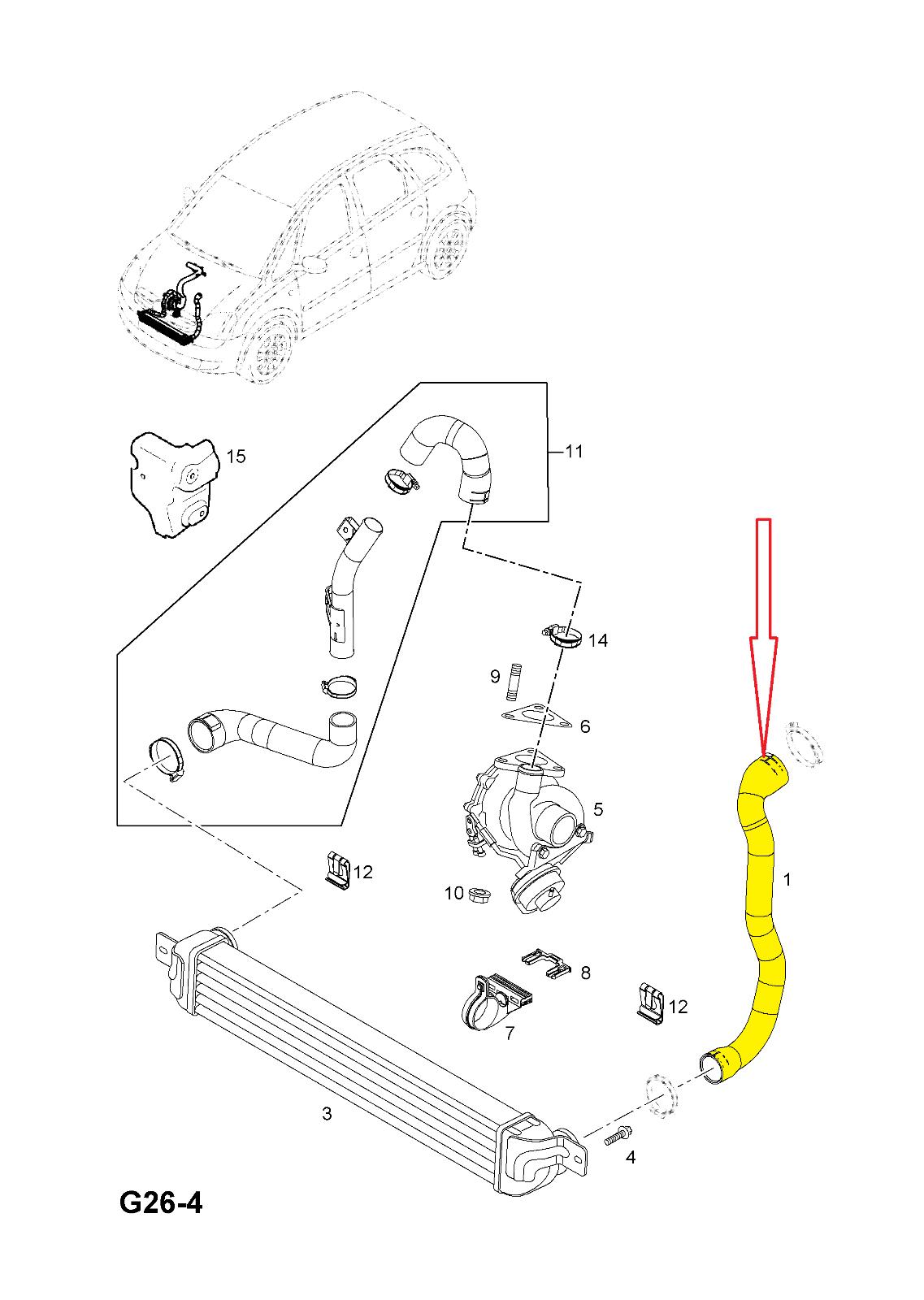 Opel Corsa C 17 Dti Schaltplan