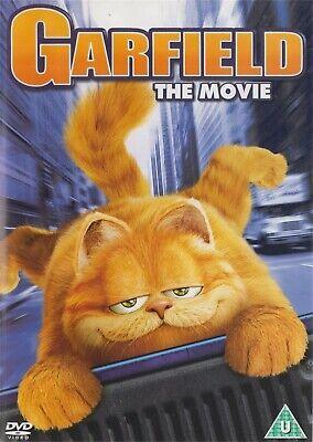 Garfield The Movie - NEW Region 2 DVD