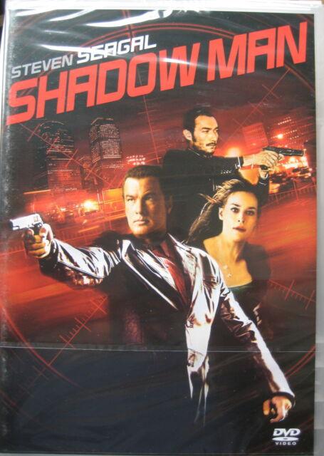 Shadow Man Steven Seagal (DVD, 2006) NEW SEALED (Nordic Packaging) PAL