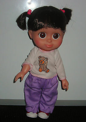 """DISNEY MONSTERS INC. BABBLIN' BABY BOO 12"""" HARD PLASTIC DOLL TOY  for sale  Sanford"""