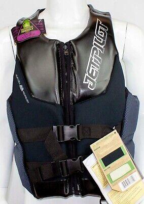 Jet Pilot Life Jackets - $75 Mens Body Glove Jet Pilot Revolt Water Ski Life Jacket PFD USCG Vest XL