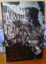 5 Patricia Cornwell Books $5.00 each or $25 the lot Woy Woy Gosford Area Preview