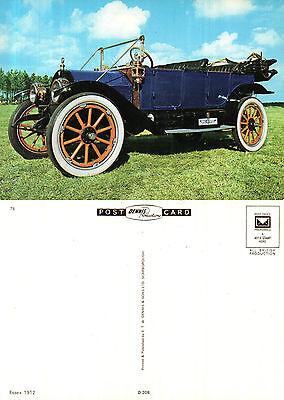 1912 ESSEX MOTOR CAR UNUSED COLOUR POSTCARD BY DENNIS D 208