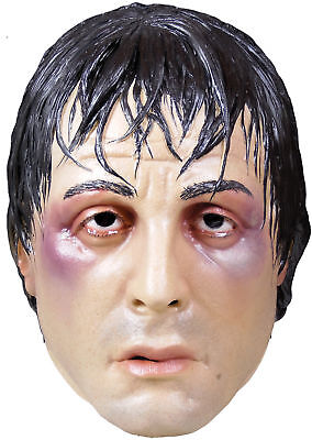 Rocky Balboa Men's Mask Celebrate the 40th Anniversary of Rocky this - Rocky Mask