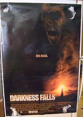 Darkness Falls -27x40 2 Sided Creative Movie Poster- Chaney Kley, Emma Caulfield